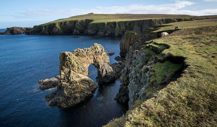 Poseidon Only - Fair Isle