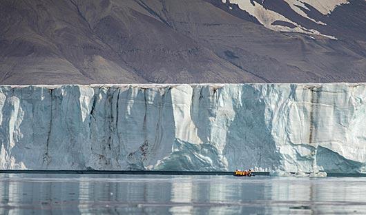 Quark Only Glacier Arctic Michelle Sole