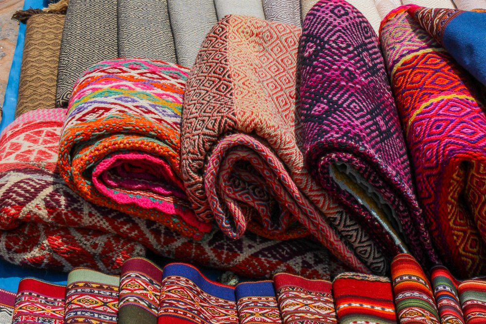 Local Fabrics by Michelle Feros