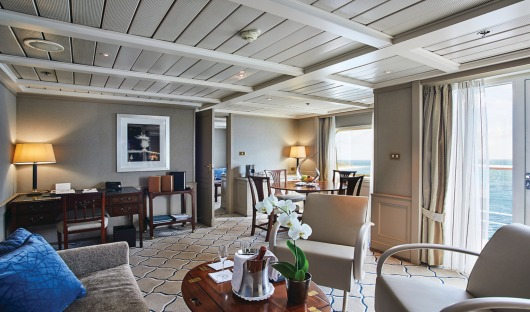 Silver Wind - Owner's suite