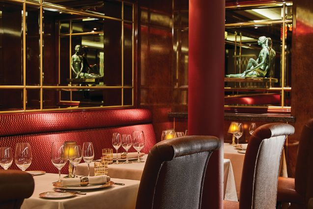 Silver Wind Dining Room