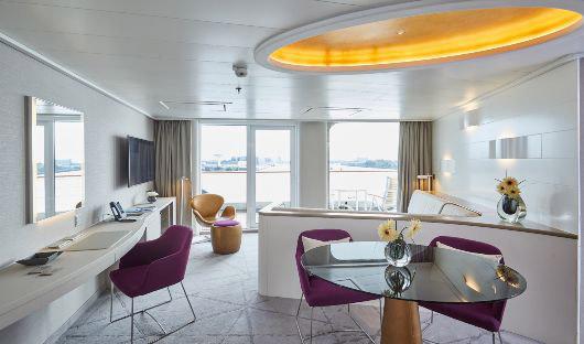 Hanseatic Inspiration Grand Suite
