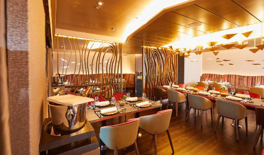 Hanseatic Inspiration Dining Room