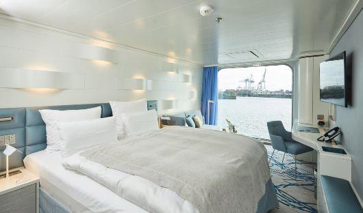 Hanseatic Inspiration Panorama Cabin