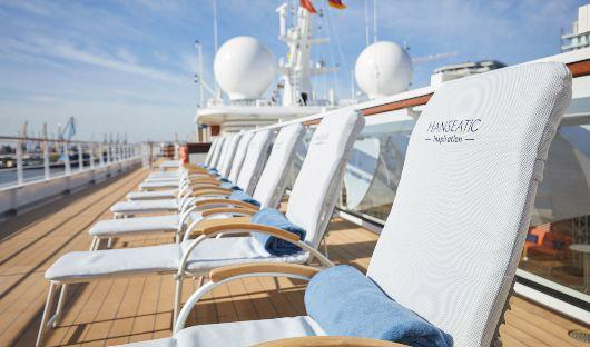 Hanseatic Inspiration Sun Deck