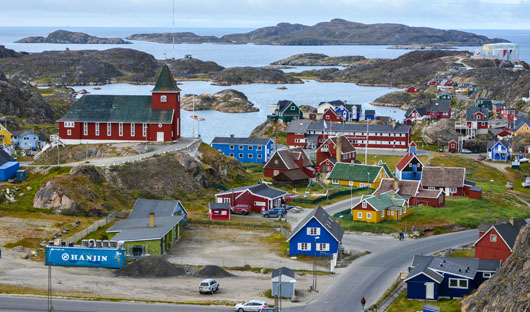 Iceland Pro Cruises - Sisimiut