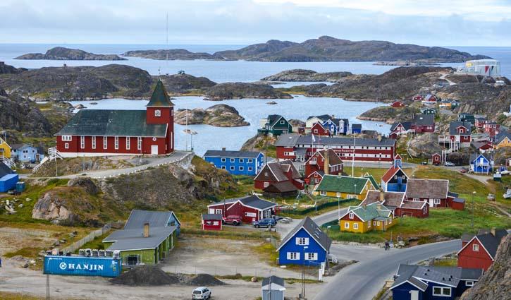 Iceland Pro Cruises Sisimiut
