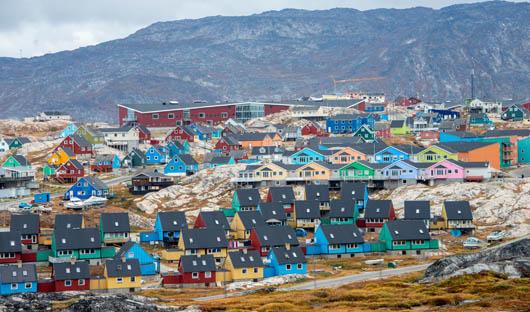 Illulissat, Iceland Pro Cruises