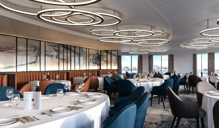 Main Restaurant - Ultramarine