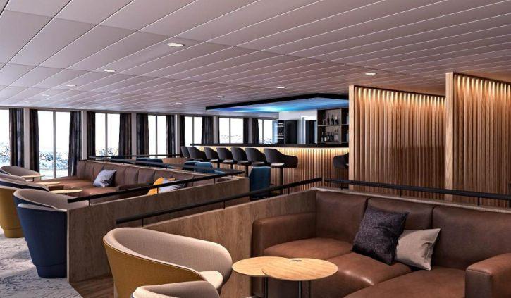Panorama Lounge, Ultramarine