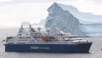 Greenland Ocean Diamond Iceland Pro cruises only