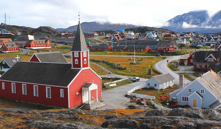 Iceland Pro Cruises - Nuuk