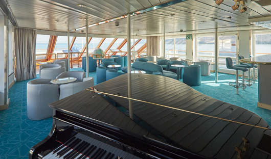 Ocean Diamond Iceland Pro Cruises Observation Lounge