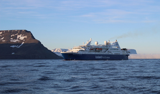 Iceland Pro Cruises - Westfjords Ocean Diamond