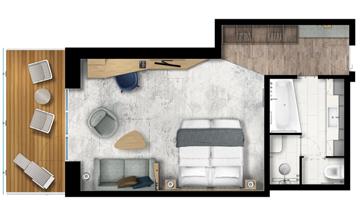 deluxe balcony suite ultramarine