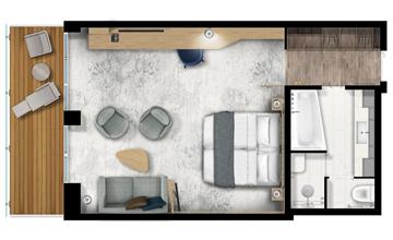 penthouse suite ultramarine