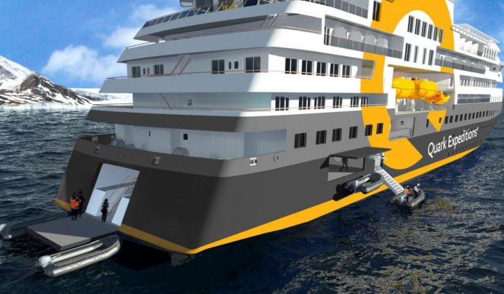 Quark - Ultramarine - Loading Dock