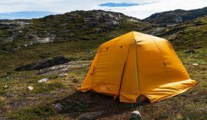 Camping Greenland