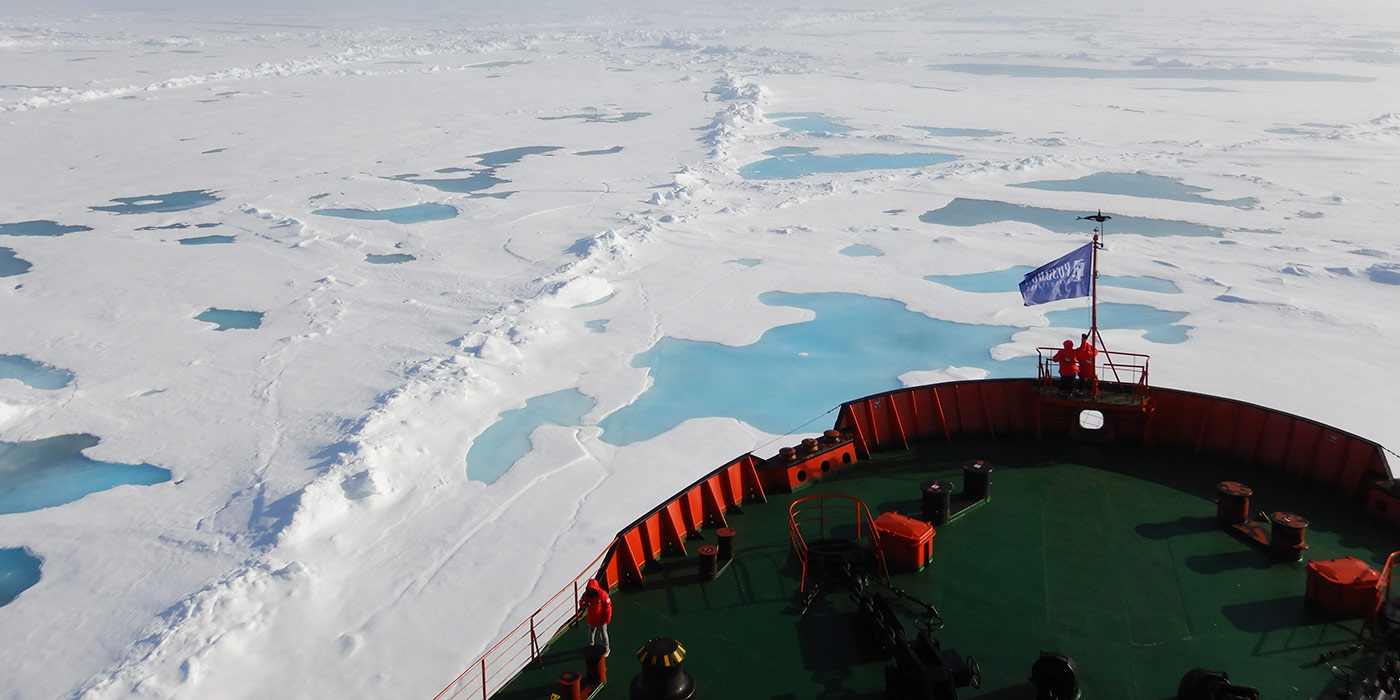 50 Degrees North Icebreaking