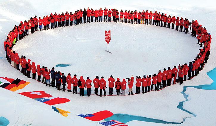 Activities North Pole