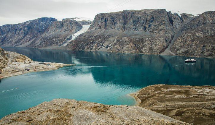 Silversea - Kangerlussuaq