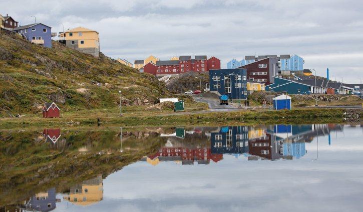 Silversea Only - Disko Bay, Greenland