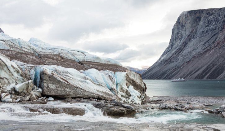 Silversea Only - Sam Ford Fjord