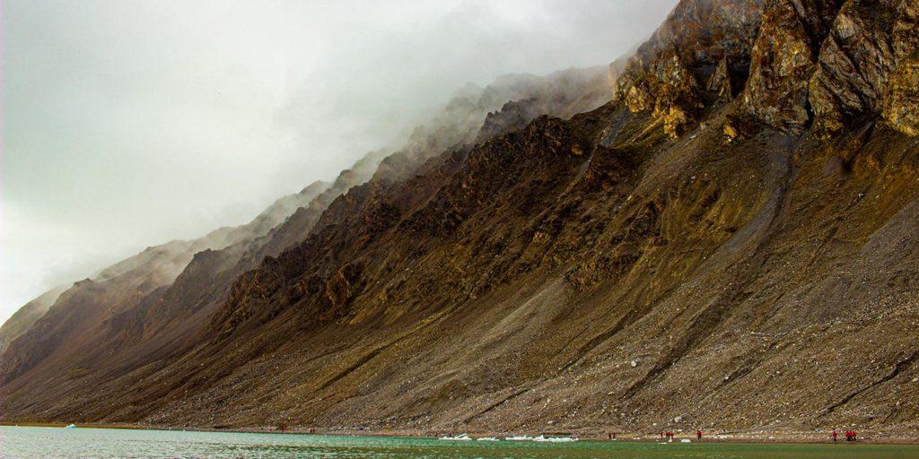 Mountains Svalbard