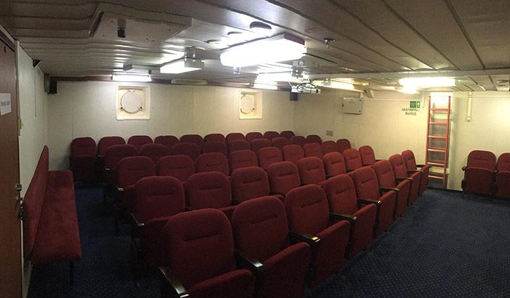 Akademik Shokalskiy Lecture Theatre