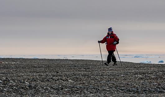 One Ocean - Hiker