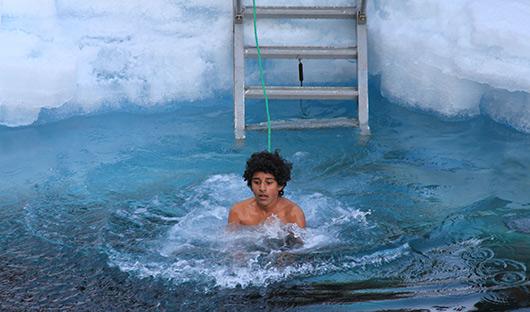 Poseidon North Pole Polar Plunge
